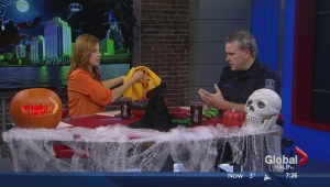 Halloween safety tips for trick or treaters