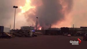 Evacuation centre helps Alberta woman in labour during wildfires