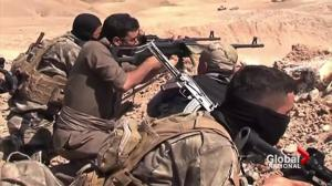 Coalition members discuss anti-ISIS mission