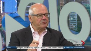 Ken King discusses Victoria Park as potential spot for new arena