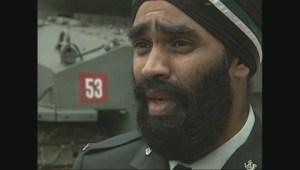 Archive: Harjit Singh Sajjen's Canadian Forces experience