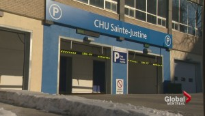 Montreal hospital parking issues