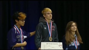 17-year-old transgender boy wins Texas girls wrestling title