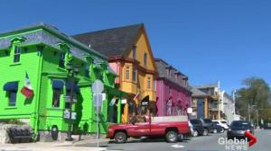 Lunenburg receives recognition as a top travel destination.
