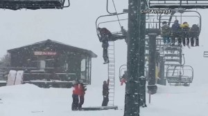 Boy dangles from Sundance chair lift in second incident in two weeks