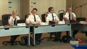 Counter-terrorism strategy discussed by Edmonton police