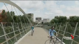 Toronto unveils plans for $19.7M pedestrian-friendly bridge at Fort York