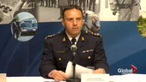 The RCMP has arrested one Ottawa man and charged two others in absentia with terror-related offences