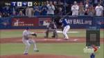 Baseball fans give thanks for Toronto Blue Jays win over Texas Rangers