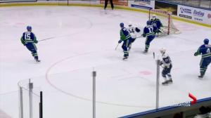 Saskatoon Blades extend streak to 5 with 6-3 win over Swift Current Broncos