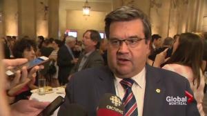 Denis Coderre speaks out on proposed Vimy Park name change