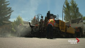 Low oil prices pave way for more road projects in Calgary