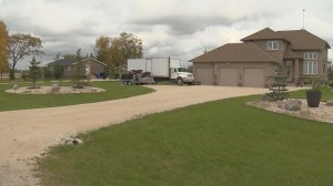 Homes expropriated to make way for cloverleaf