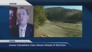 Issues Canadians are concerned about heading into a federal election
