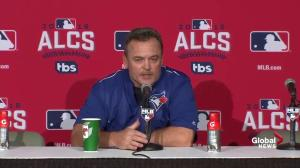 'It's a special group': Gibbons says he's proud of Jays