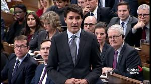 Justin Trudeau reiterates Canadian jobs also depend on close relationships with the U.S.