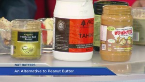 Good nut and seed alternatives to peanut butter