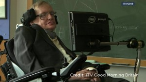 Hawking says he can't explain Trump's appeal