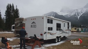 Thieves demand ransom for Calgary couple's stolen trailer