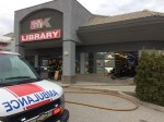 Okanagan library patrons seriously injured by out-of-control SUV