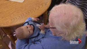 NB woman's hand-crafted 'cuddle dolls' comfort seniors with dementia