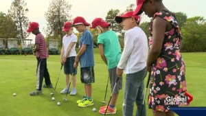 Golf Canada wants to ensure the future of the sport with school seminars