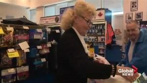 At 76, Lethbridge woman signals trend of seniors working longer