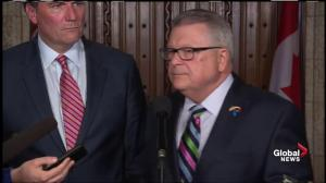 Ralph Goodale says government is treating ISIS kill list 'with the gravity it deserves'