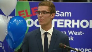 19-year-old student becomes youngest ever member of Ontario legislature