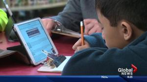 High tech in the classroom: Early start or too much, too soon?