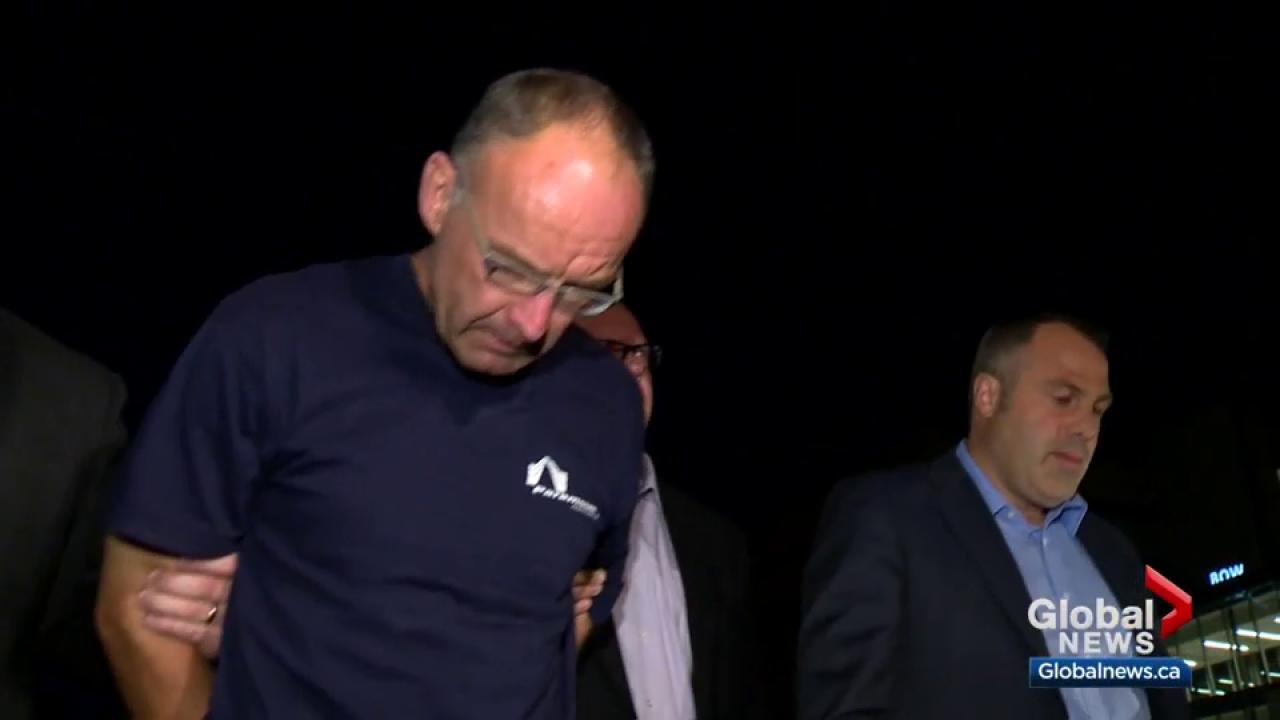 Jury finds Douglas Garland guilty in Alberta murders