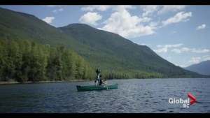 Google Trek travels to B.C. wilderness