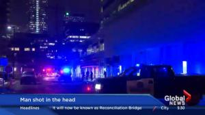 Shooting victim rushed to Foothills Medical Centre