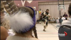 First Nation culture celebrated with all children at a daycare.