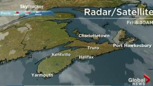 Global News Morning Forecast: March 24