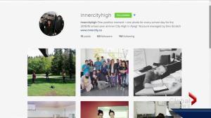Inner City High on Instagram