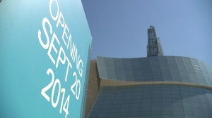 Canadian Museum for Human Rights opens Friday