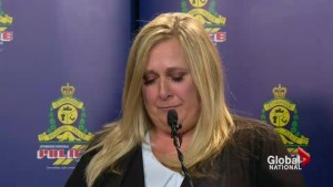 Calgary woman charged in mother's death