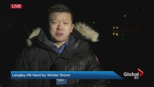 Metro Vancouver freezing rain