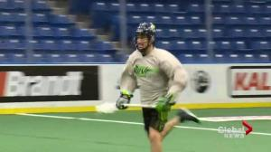 Thompson brothers going head-to-head in NLL Champion's Cup
