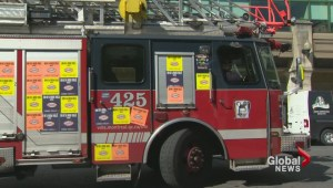 6 firefighters fired over pension plan protest
