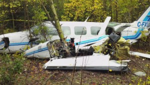 Wrong fuel to blame for Thompson plane crash: investigation