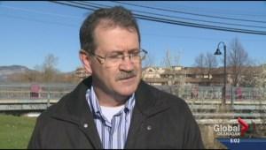 Oliver residents speak out against KVR trail