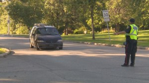 Drivers nabbed on first day of school speed zone enforcement