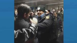 Police to review TTC officers' use-of-force against two men