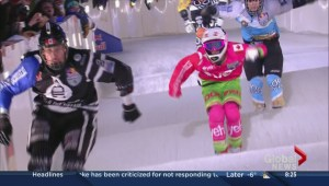 Red Bull crashed ice VIP experience