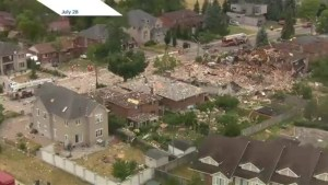 Officials provide update on Mississauga house explosion