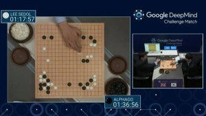 Human Go champion loses to machine in Seoul once again