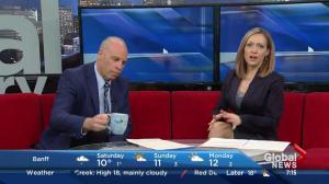 Alberta budget reaction from David Taras