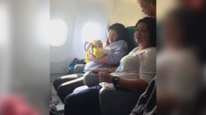 Baby born on flight from Dubai to Manila given million air miles